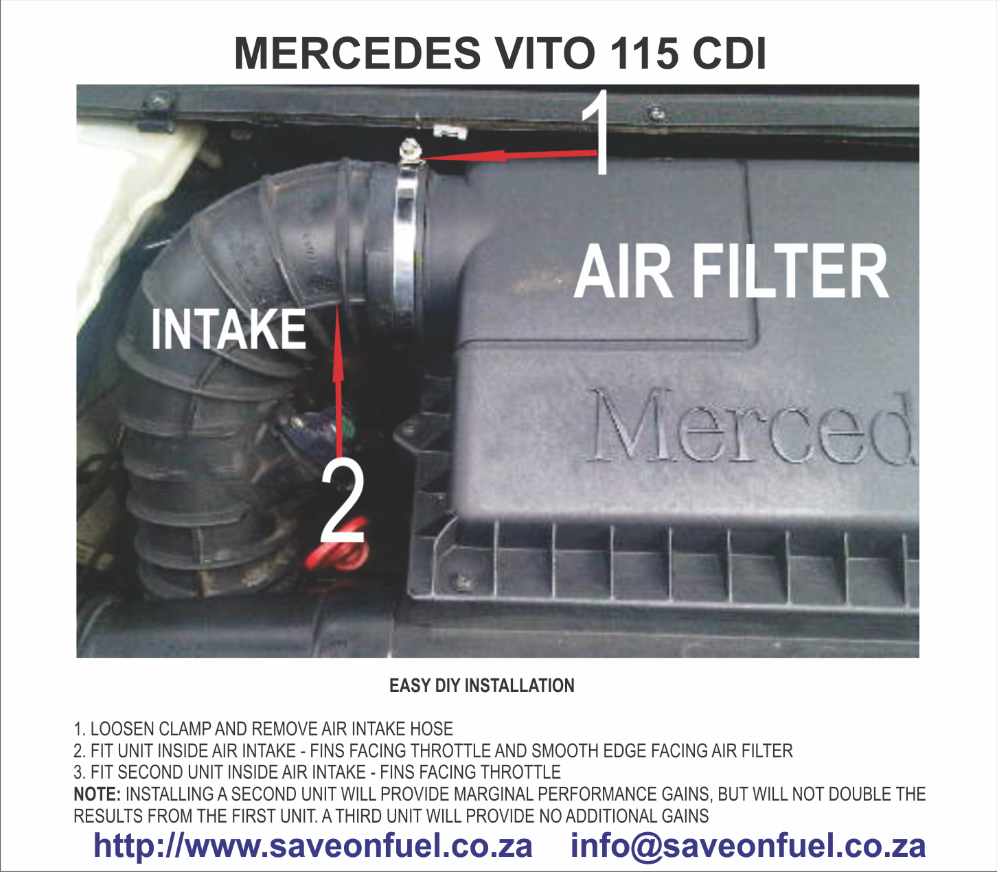 mercedes vito 115 cdi cyclone fuel saver i south africa. Black Bedroom Furniture Sets. Home Design Ideas