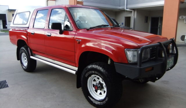 1997 Toyota Hilux 2.4 4X4 – saving of 13.8% on my fuel and extra power – GOOSEN – CAPE TOWN