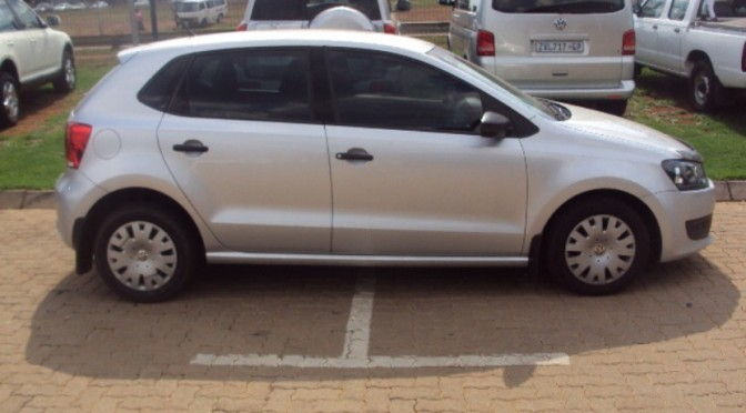 "Polo 1.4 Trendline – ""a full tank can last longer"" – NEO – JOHANNESBURG"