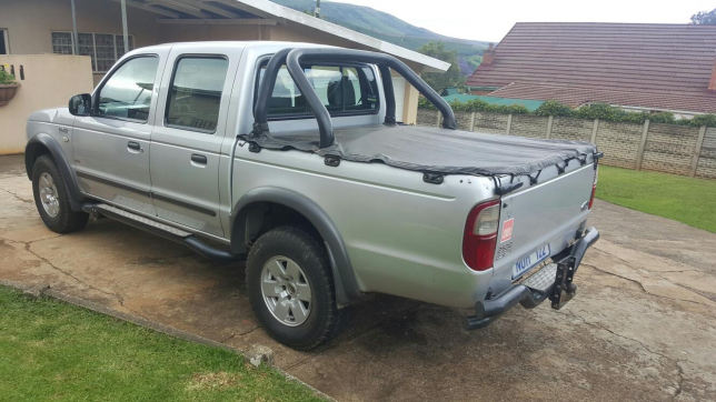 """It does it make a difference"" Ford Ranger 2.5 Td – D. Kenny – Randburg"