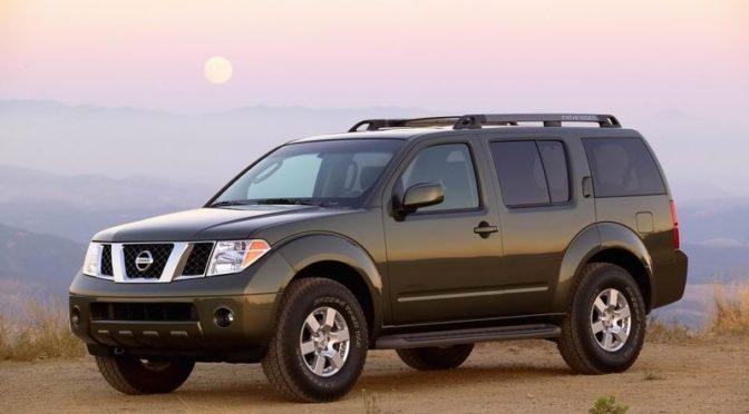 Nissan Pathfinder 2006 4L V6 – W.Niebuhr – Bloemfontein – Testimonials