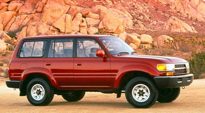 Fuel Savings with 1993 Toyota Land Cruiser 80 series 4.2 l diesel – Jan Bouwer – Namibia